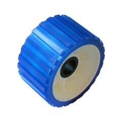Rola canelata 1 KNOTT albastra