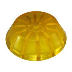 Capac conic KNOTT 4 galben