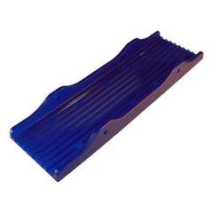 Placa PVC KNOTT 2.5 X 12 albastra