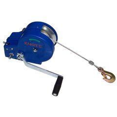 Troliu Knott cu cablu de otel 1150 kg