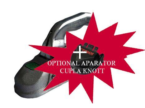 Cupla K27 cu adaptor