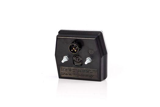 Lampa stop LED  FT-122 T cu mufa 5 pini