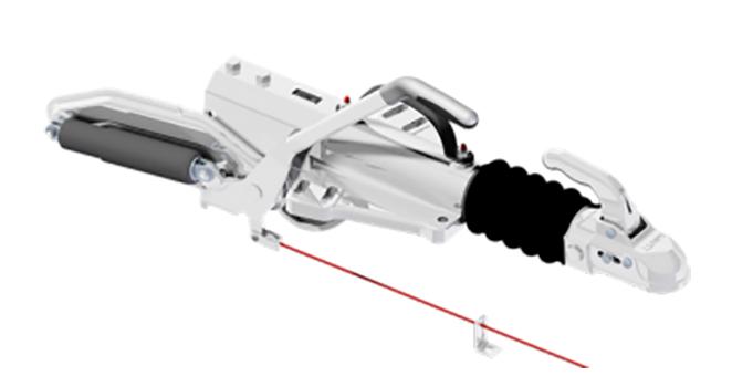 Dispozitiv inertial KNOTT KFG35